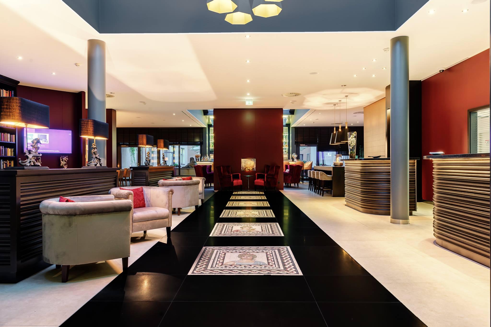 Designheure com for Designhotel trier